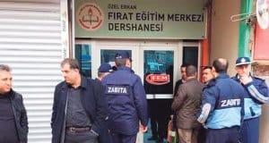 Education Ministry Closes 2 Prep Schools in Elazig
